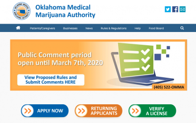 OMMA Welcomes Comments From Medical Marijuana Cardholders